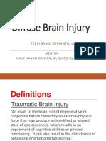 Referat Difus Brain Injury