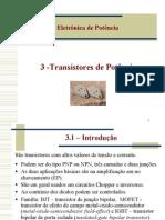 Apostila - Transistor de Potência