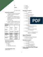 Medical Surgical Nursing II