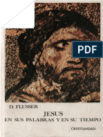 FLUSSER, D. - Jesús en sus palabras y en su tiempo - Cristiandad, Madrid, 1975-1 2