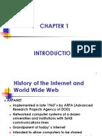 Web Programming (CH1)