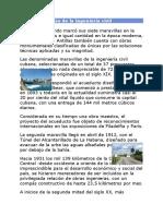 7 Maravillas de La Arq Cubana