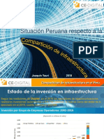 Comparticion Infraestructura Telecomunicaciones - Perú