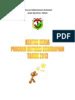 126005226 Kertas Kerja Program Motivasi Keibubapaan 2017