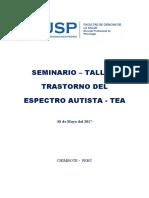 Proyecto Seminario Taller - TEA