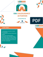 Idbi Federal - Activation Proposal