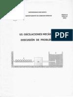 Discusión de Problemas 1 - Física 2