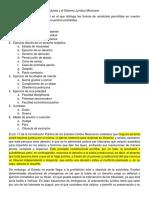 Autotutela y el Sistema Jurídico Mexicano