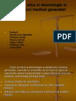 Codul de Etica Si Deontologie Al Asistentului Medical