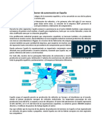 Sector de Automoción en España