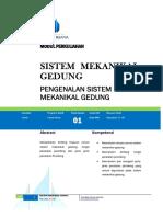 Sistem MEkanikal Gedung Modul 1