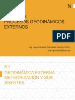 6 Procesos Geodinamicos Externos