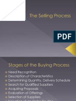 Session 3.Selling Process