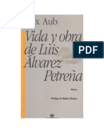 Aub Max - Vida Y Obra de Luis Alvarez Petreña