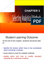 Chapter 3_Selecting the Method