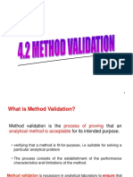 Chap4.2 Lecture Method Validation