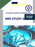 MRI Study Guide