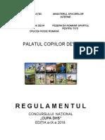 Regulament Cupa Dhs 2018 PDF 1