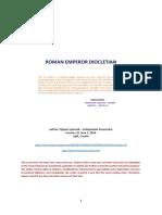 ROMAN EMPEROR DIOCLETIAN - Version 1-0