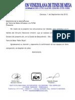 Invitacion y Condiciones II Valida Infantil 2010