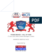 Bright Simons inducted into 2018 Power Brands Hall of Fame