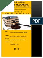 Foro 4 - Proceso Ordinario Laboral- DEYSI PASCUAL