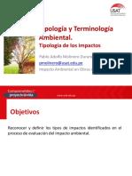 Sesión 3 Tipología Ambiental