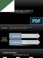 Isquemia Miocardica.pptx