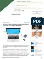 Transformer Un PC en Hotspot WiFi - Presse Citron