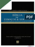 Biblia Esboços Obadias