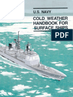 US Navy Cold Weather Handbook for Surface Ship