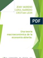 Una Teoría Macroeconómica de La Economía Abierta J