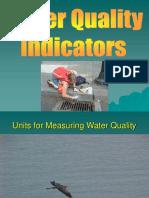 Water Quality Indicators
