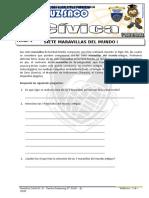 Civica - 6to Grado - IV Bimestre - 2014