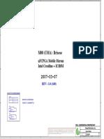 Compal La-3301p r1.0 Schematics
