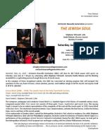 Orchestre Nouvelle Génération presents