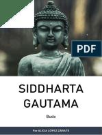 Monografía - Siddharta Gautama