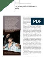 Actualizacion Demencia en Aps