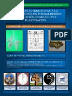 Viscuso, Matías Nicolás - Técnicas Alternativas a la Conservación en Formaldehído