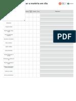 Checklist FIL
