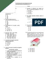Evaluación Parcial II p