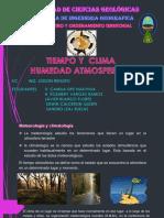 CLIMA Y TIEMPO-humedad Atmosferica