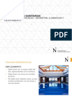 PISCINAS RESIDENCIALES - DIMENSIONAMIENTO
