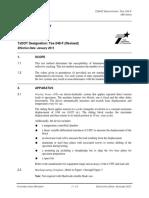 1.01 the Updated Tex-248-F Test Procedure