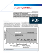 Exploitation of Light Tight Oil Plays Paper