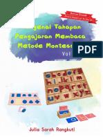 Mengenal Tahapan Pengajaran Membaca Metode Montessori Vol 1.pdf