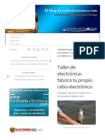 Fabrica Tu Propio Cebo Electrónico - BLOG TODOELECTRONICA.com