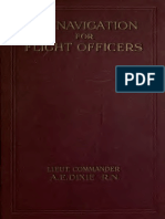 Air Navigation for First Officers