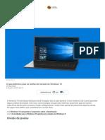 O Guia Definitivo Para Os Atalhos de Teclado Do Windows 10 - Gizmodo Brasil