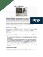 Disertacion Del Torno CNC